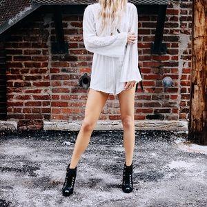 4a0df2d0da6 Sabo Skirt Dresses - Sabo Skirt White Backless Mesh Playsuit XS